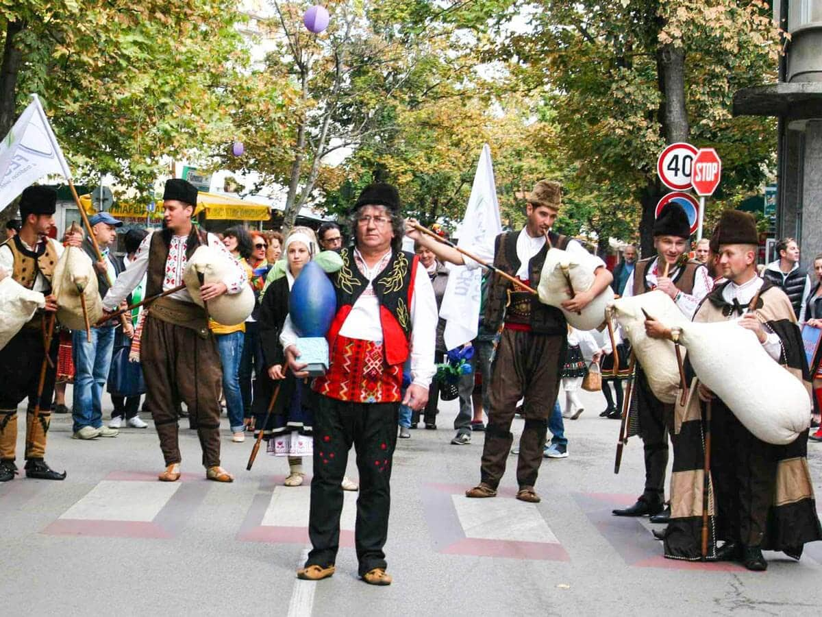 21nd September 2019/Day 3: Enjoy the opening ceremony of the Plum Festival in Troyan
