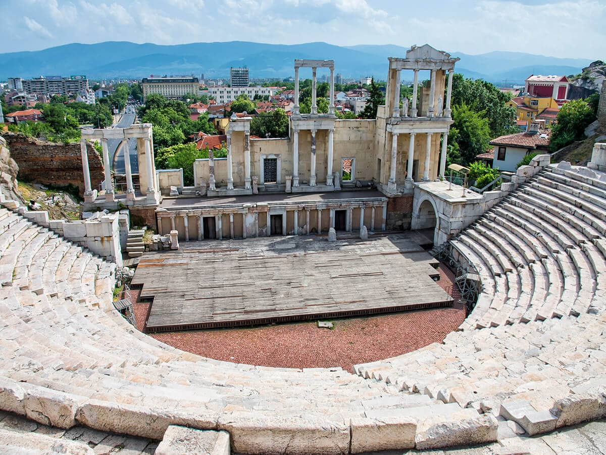 24th September 2019/Day 6: Journey to the European Capital of Culture Plovdiv