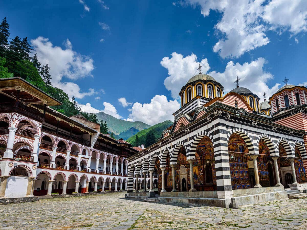 Day 7: Discover charming Bansko town and famous Rila Monastery
