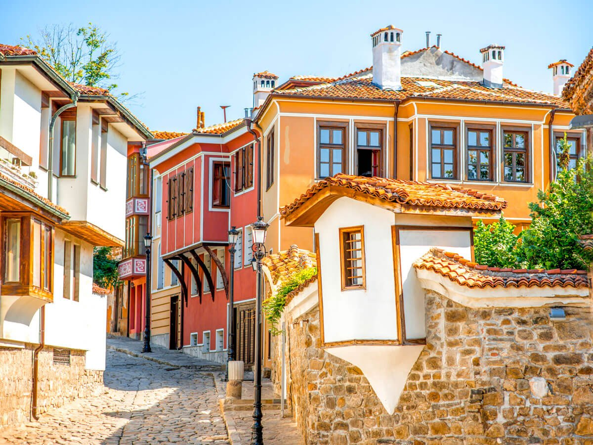 4th June 2021/Day 2: Explore the capital Sofia and the European Capital of Culture - Plovdiv