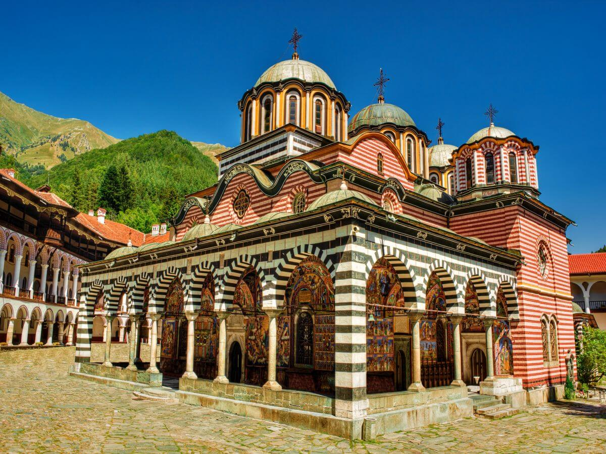 Day 6: Discover charming Bansko town and famous Rila Monastery