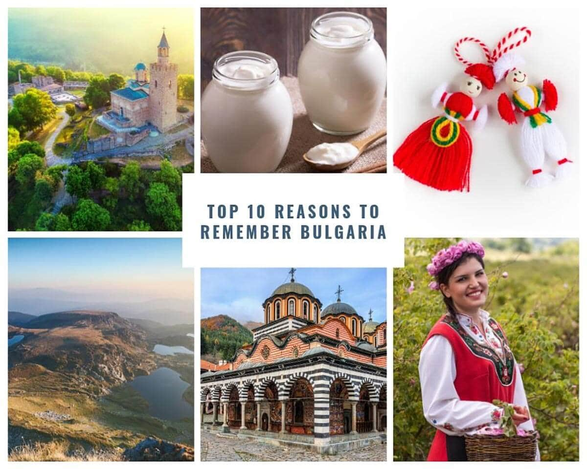 Six photos to remember Bulgaria