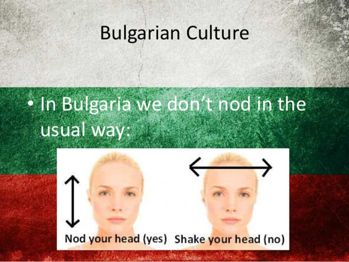 Nod in Bulgaria