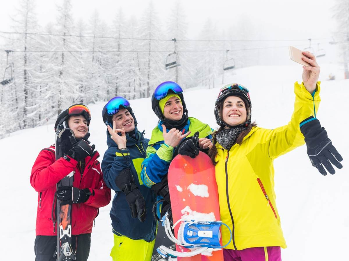 Learn to ski in Bansko ski resort