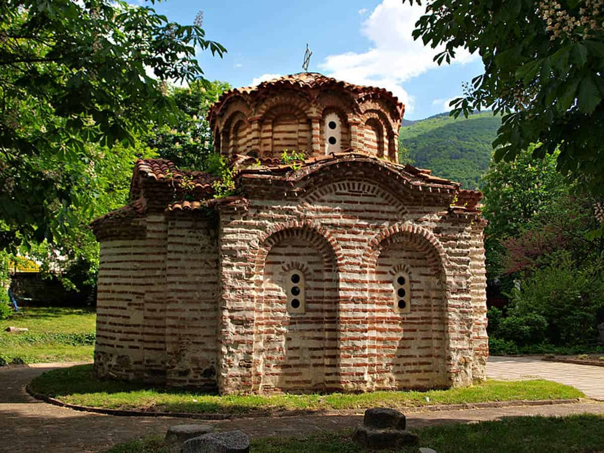 Church of St Nicholas, Sapareva Banya - Small medieval Eastern Orthodox church