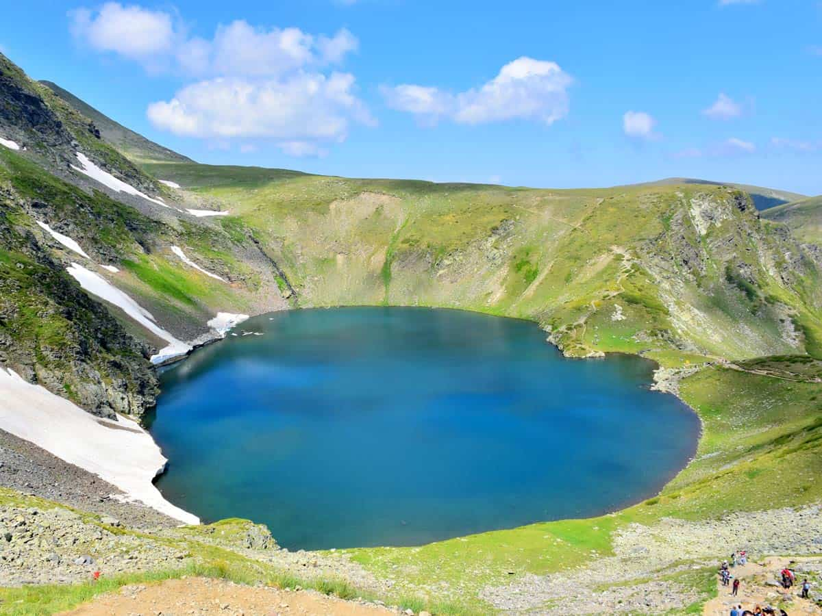 The Eye, Seven Rila Lakes, one of the best places in Bulgaria and sightseeing attractions in Bulgaria