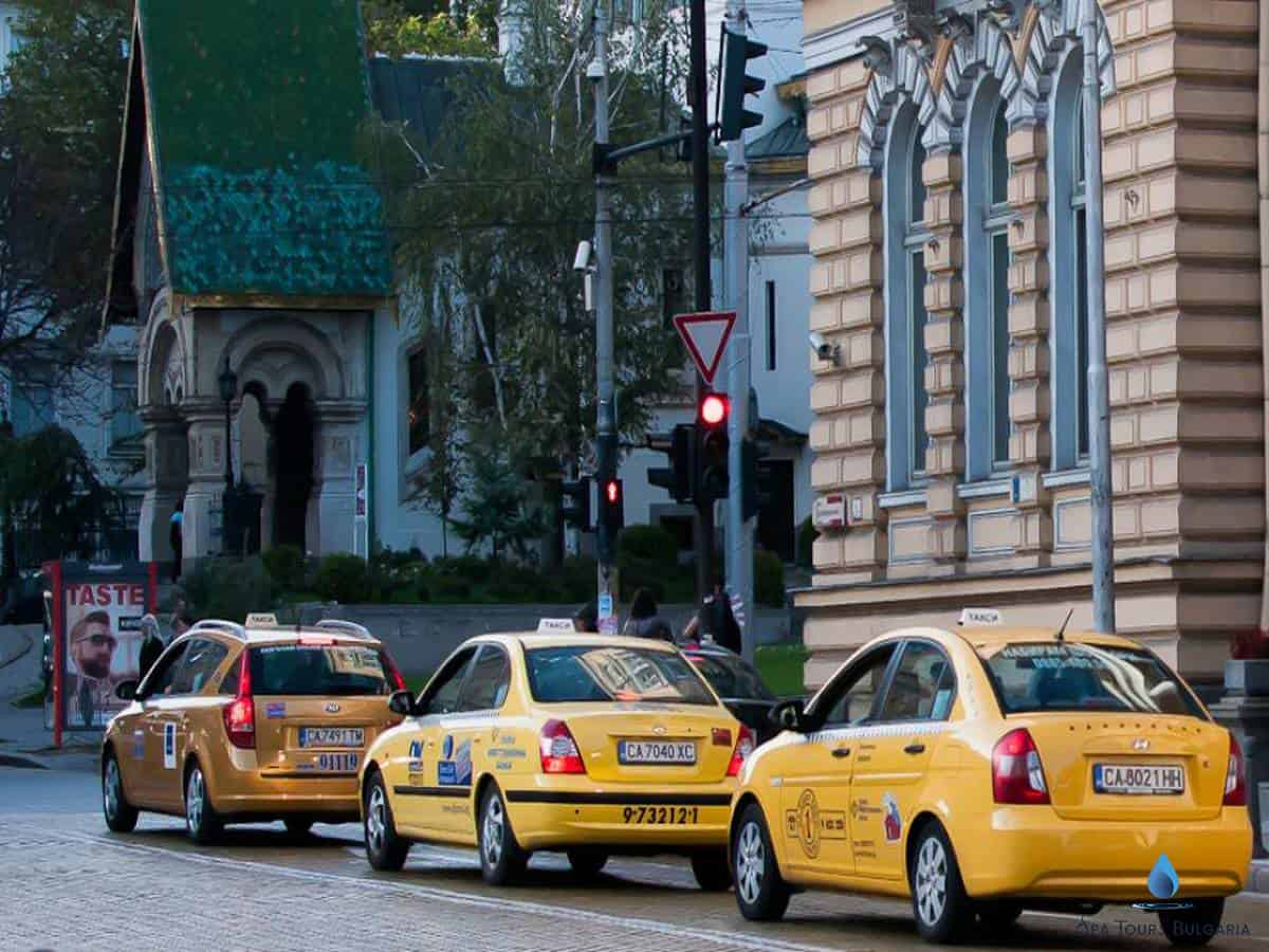 Information about the Sofia Airport taxi price